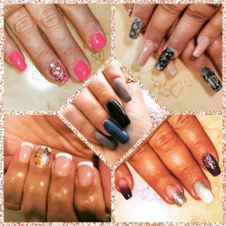 Mani/Pedi $30 Eyebrow wax $8  Message me or text 321-848-6789 for an appointment for your summer nails 💅