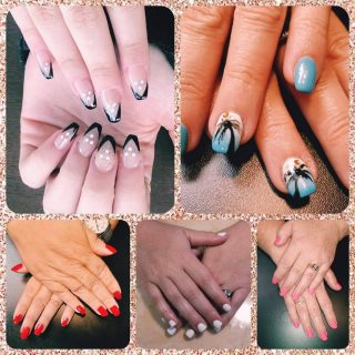 Get some new Nails in my new location!  Message me or text 321-848-6789 for an appointment