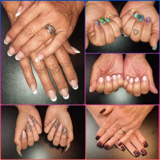 $30 Full set, $20 Fill-in, $8 Eyebrow wax.  Message me or text 321-848-6789 for an appointment   #NailsByNadine #SpringNails #NailArt